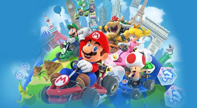 Mario Kart jadi game yang paling banyak diunduh selama 2019