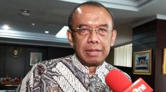 Sekretaris Kementrian Pemuda dan Olahraga (Sesmenpora), Gatot S Dewa Broto.