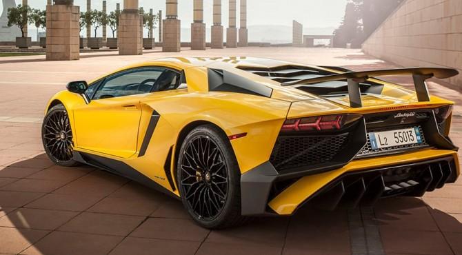 ilustrasi: Lamborghini