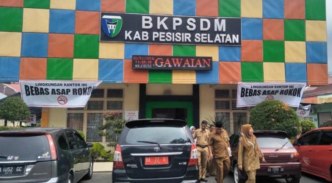 Kantor BKPSDM Pessel