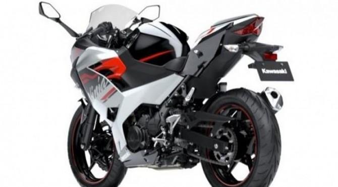 Kawasaki Ninja 250 MY2020 yang diluncurkan untuk pasar Jepang