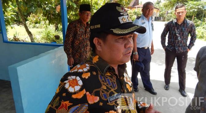 Ketua DPC PKB Kabupaten Limapuluh Kota, Ferizal Ridwan.