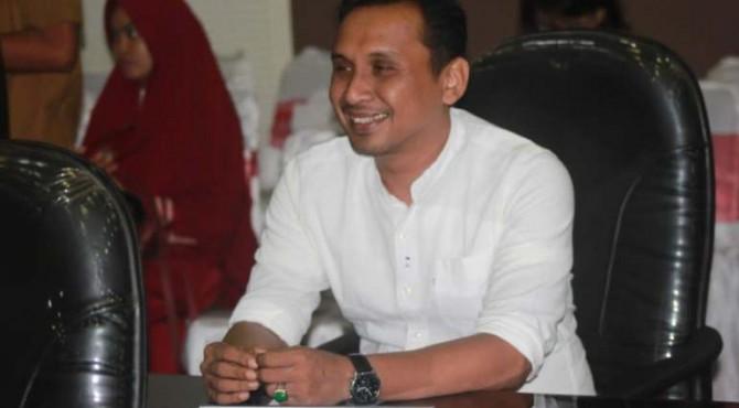 Anggota Komisi I DPRD Sumbar Firdaus