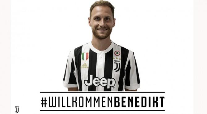 Benedikt Howedes resmi dipinjam Juventus.