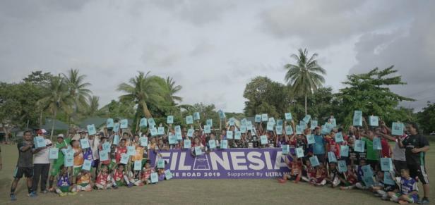 Filanesia, filosofi sepakbola Indonesia