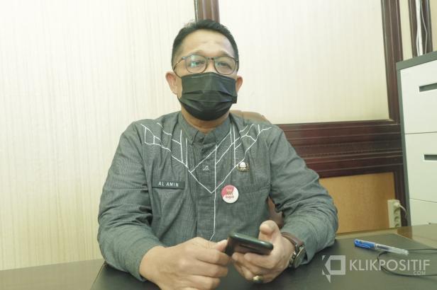 Kepala Bapenda Kota Padang, Al Amin