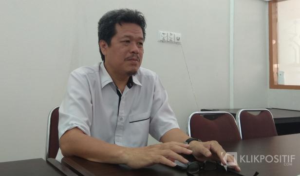 Ketua LPPM Unand Uyung Gatot S Dinata