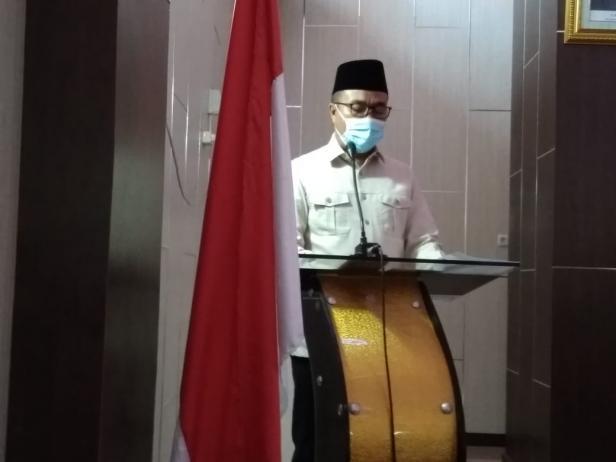 PLt Bupati Solok Selatan Abdul Rahman