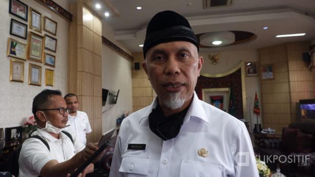 Gubernur Sumbar Terpilih yang juga Wali Kota Padang, Mahyeldi Ansyarullah