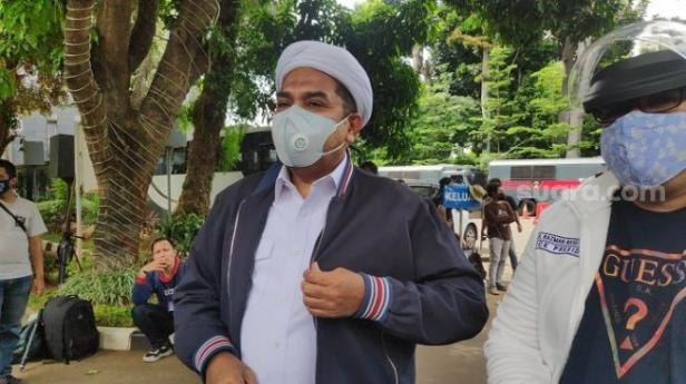 Tenaga Ahli Utama Kantor Staf Presiden Ali Mochtar Ngabalin