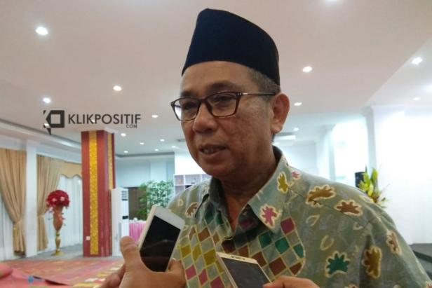 Sekretaris Daerah Provinsi Sumatera Barat (Sekdaprov Sumbar), Drs. Alwis