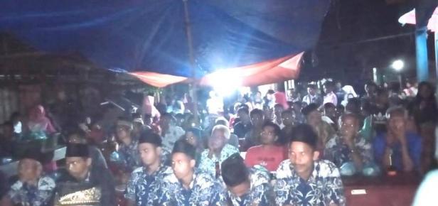 Kegiatan doa bersama oleh Anggota DPRD Pasaman dengan masyarakat