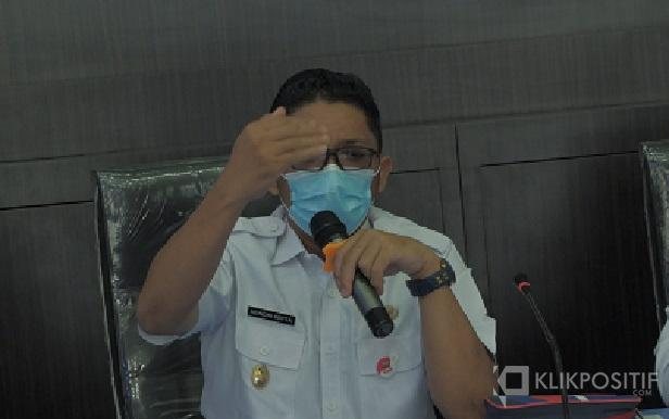 Kepala BNK Padang, Hendri Septa