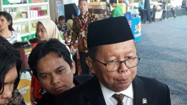 Anggota Komisi III DPR Arsul Sani