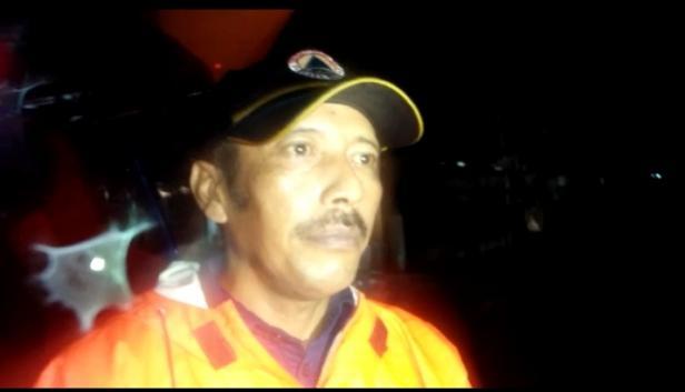 Kasi Kedaruratan BPBD Kota Padang Sutan Hendra