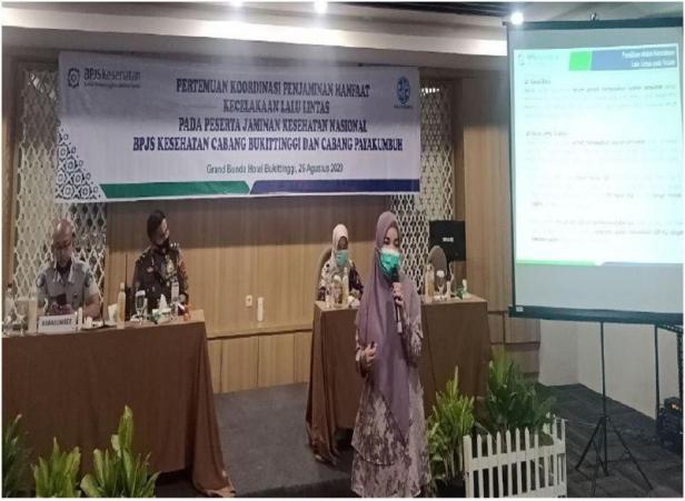 Bpjs Kesehatan Jasa Raharja Dan Mitra Kerja Perkuat Sinergi Penjaminan Kasus Kecelakaan Lalin Klikpositif Com Media Generasi Positif