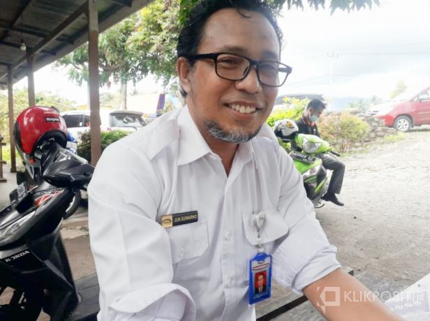 Koodinator Pengawasan Bidang Akuntabilitas Pemerintah Daerah Jun Suwarno