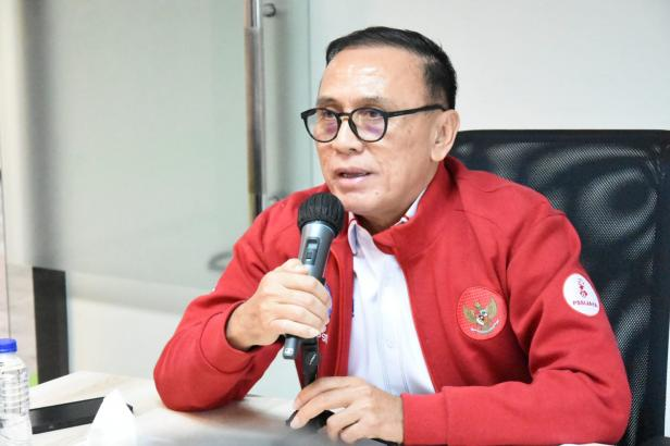 Ketum PSSI Mochamad Iriawan