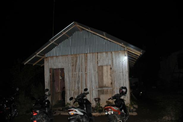 Rumah kuli bangunan di Agam yang dapat bantuan bedah rumah dari Baznas Sumbar