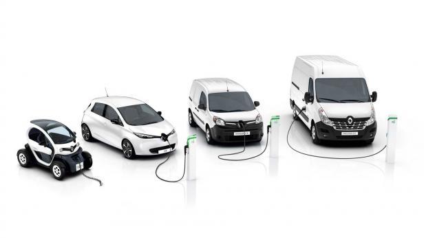 Mobil listrik Renault