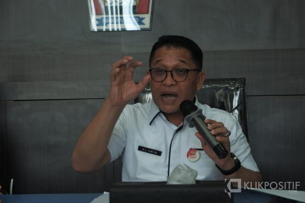 Kepala Bapenda Padang, Al Amin