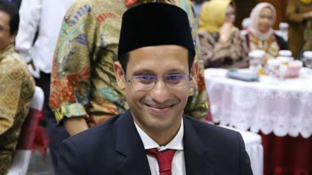 Menteri Pendidikan dan Kebudayan RI, Nadiem Makarim