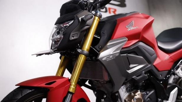 All New Honda CB150R Streetfire