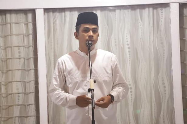 Wakil wali Kota Solok, Dr. Ramadhani Kirana Putra minta wartawan aktif dorong pembangunan di Kota Solok
