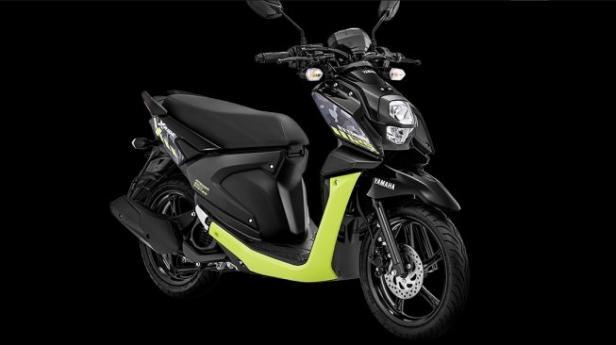 Yamaha X-Ride Extreme Black