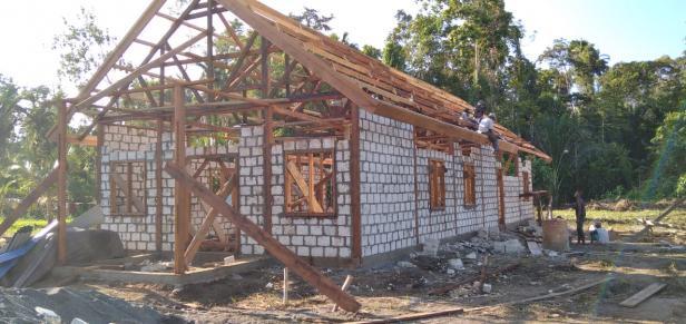 Warga Kampung Dorba Tatap Masa Depan Lebih Baik