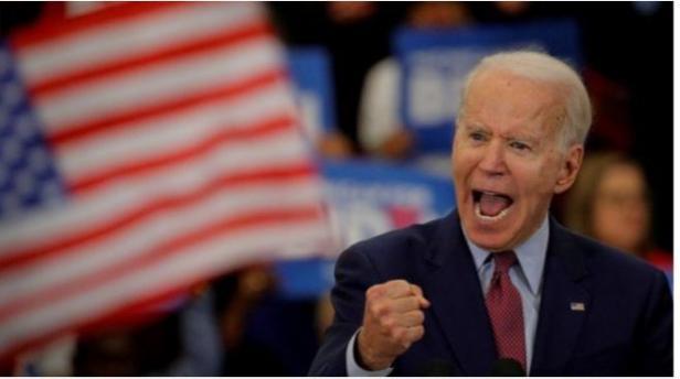 Presiden terpilih Joe Biden