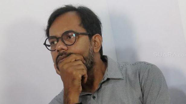 Aktivis HAM Haris Azhar