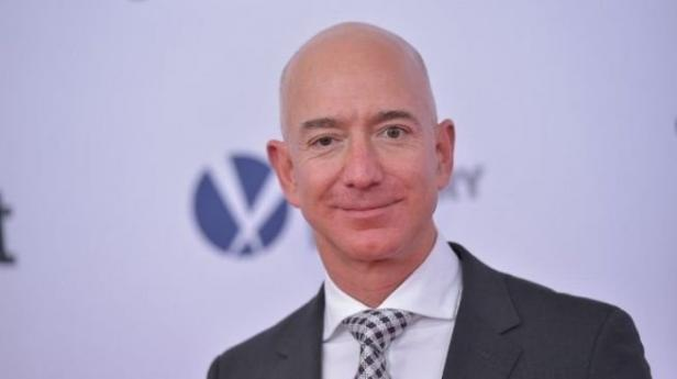 Jeff Bezos, Bos Amazon