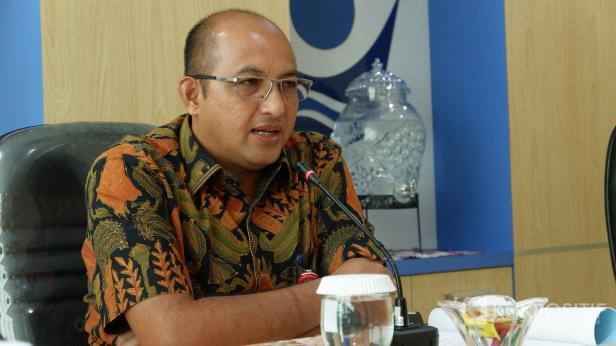 Dirut Perumda Air Minum Kota Padang, Hendra Pebrizal