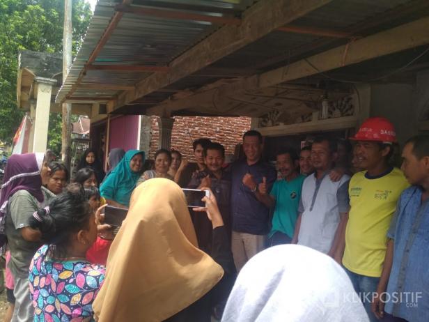 Silaturrahmi Rusma Yul Anwar bersama di Dapil V Pessel