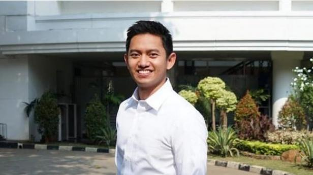 Belva Devara, CEO RuangGuru yang jadi staf khusus Presiden Jokowi.