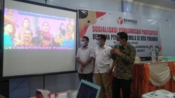 Sosialisasi video edukasi
