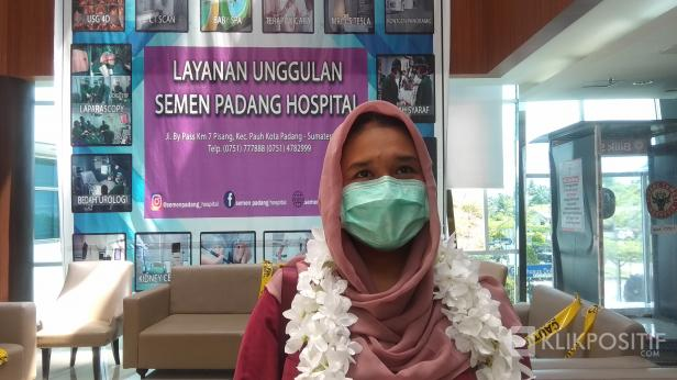 Bestya di Semen Padang Hospital