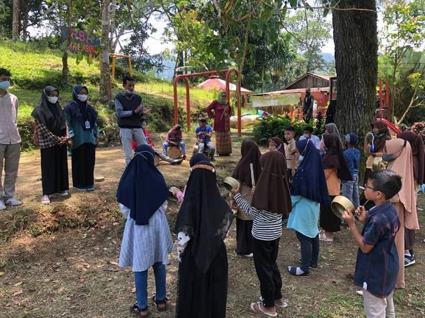 Cinta tak Bersyarat Jhori dari Padang Panjang untuk Kesenian Indonesia