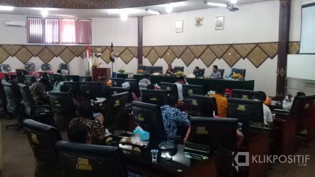 Kunjungan DPRD Kampar, Riau ke DPRD Kota Padang
