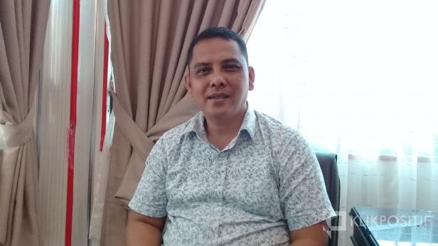 Ketua Komisi satu DPRD Kota Padang Budi Syahrial