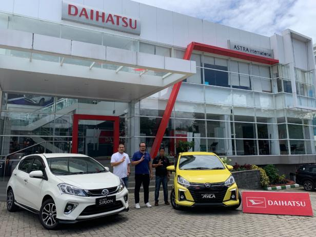 Varian baru Daihatsu dipamerkan