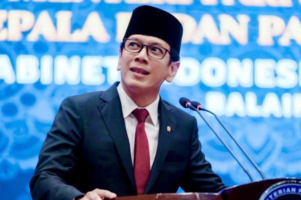 Menteri Pariwisata dan Ekonomi Kreatif (Menparekraf) Wishnutama Kusubandio