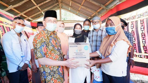 Darul Siska dalam rangkaian kunjungan kerjanya di beberapa kampung KB di Sumatera Barat, pada 9-16 November 2020.