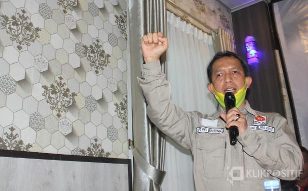 Ketua DPD PKS Bukittinggi Nur Hasra