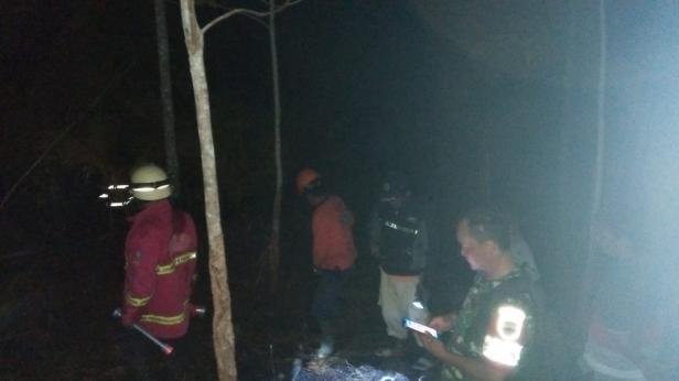 Petugas Berhasil Mengendalikan Api