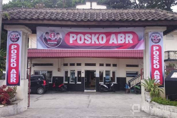 Posko Asal Bapak Ramlan (ABR) di Hotel Jogja