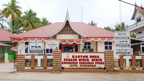 Desa Padang Biriak-Biriak