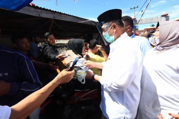Nasrul Abit, mengapresiasi kinerja Badan Pengawas Pemilu (Bawaslu) Kota Payakumbuh yang sudah bergerak ke lapangan untuk memantau pergerakan semua peserta pilkada 2020.