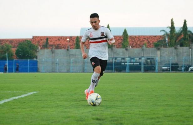 Yohan Saputra, mantan pemain Madura United yang dikabarkan merapat ke Semen Padang FC